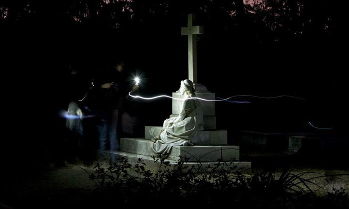 Shannon Scott Tours - Thunderbolt: After-Hours Tour of Bonaventure Cemetery for One or Two from Shannon Scott Tours (Up to 60% Off)