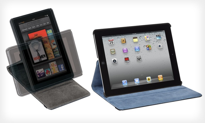 Targus Versavu Kindle Fire and iPad Cases: Targus Versavu Kindle Fire & iPad Cases (Up to 86% Off). 4 Options. Free Shipping on Orders of $15 or More. Free Returns