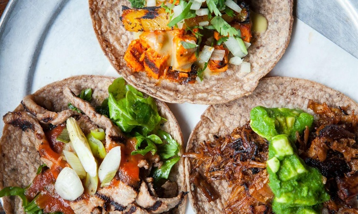 Taco Joint - Multiple Locations: Tacos and Margaritas at Taco Joint (40% Off)