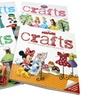 Four Disney Craft Book Set