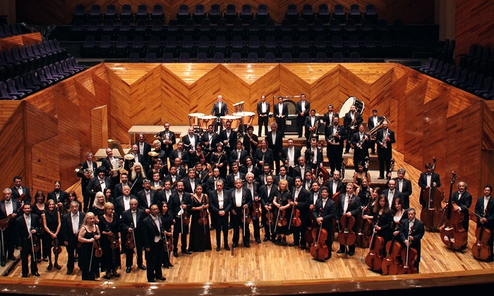 Harris Theater - Harris Theater for Music and Dance: Orquesta Sinfónica del Estado de México or Chamber Music Society of Lincoln Center Concert (Up to 50% Off)