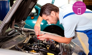 Redline Efi: Car Service - Minor ($19), Major ($39) or Major with Tune-Up ($49) at Redline Efi, Burleigh Heads (Up to $802 Value)