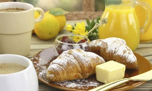 1st Bistro: $10 for $18 Worth of French Breakfast — 1st bistro