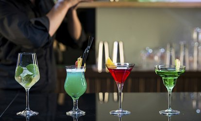 image for Three or Six Cocktails at Dice Bar London (Up to 50% Off)