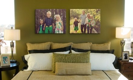 One or Two 16x20 GalleryWrapped Canvas Prints from Canvas On Demand (Up to 79% Off). Free Shipping.