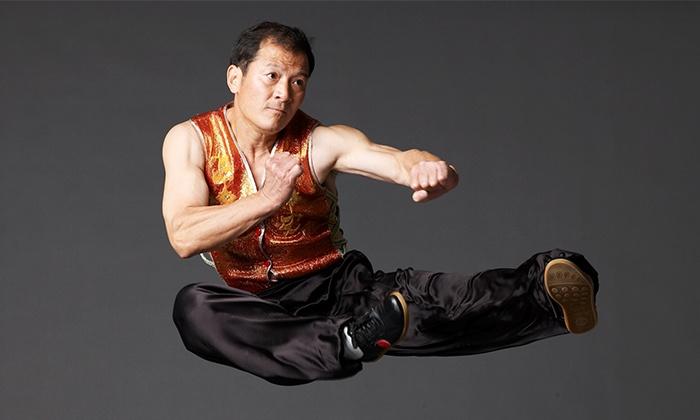 Shaolin Wushu Center - Pico - Robertson: $65 for One Month of Wushu Classes at Shaolin Wushu Center ($250 Value)