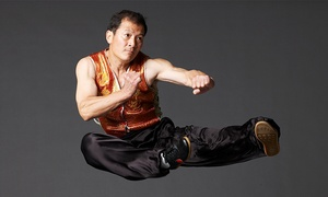 Shaolin Wushu Center: $65 for One Month of Wushu Classes at Shaolin Wushu Center ($250 Value)
