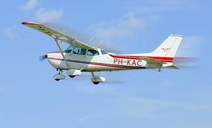 Special Air Services: Zelf vliegen met een Cessna bij vliegschool Special Air Services