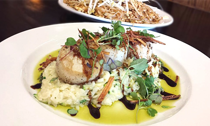 Bistro 503 - Lafayette: $15 for $30 Worth of Dinner for Two, or $30 for $60 Worth of Dinner for Four at Bistro 503 (Up to Half Off)