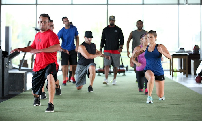 650 FIT - Tampa: One-Week Diet and Exercise Program at 650 Fit (72% Off)