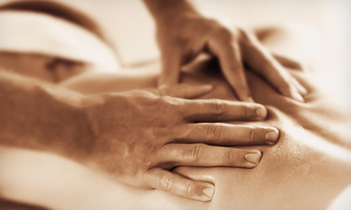 Lewisville Chiropractic Center - Lewisville: One, Two, or Three 60-Minute Therapeutic Massages at Lewisville Chiropractic Center (Up to 59% Off)