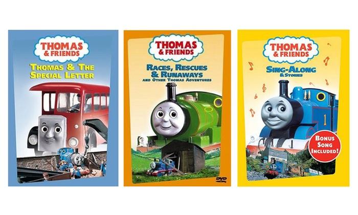 Thomas & Friends Classic DVD Three-Pack: Thomas & Friends Classic DVD Three-Pack. Free Returns.