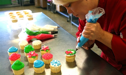 Baking and Specialty Skills Classes for One or Two with Jennifer at Make It Sweet (Up to 51% Off)