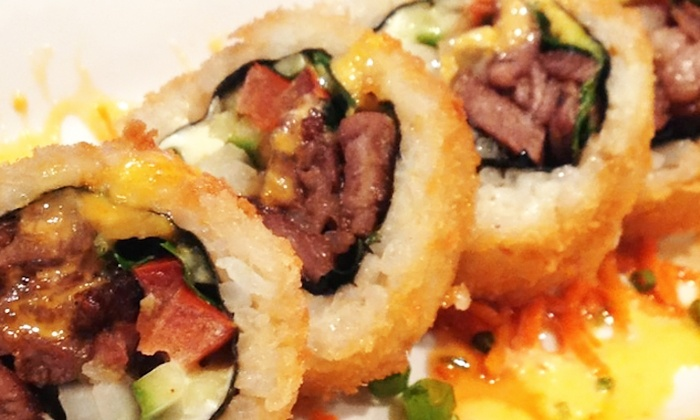Senor Sushi - Phoenix: Sushi and Mexican-Fusion Cuisine at Senor Sushi (Up to 40% Off). Two Options Available.