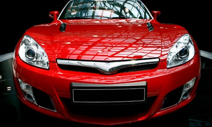 Francis & Sons Car Wash - Multiple Locations: Full-Service Car-Wash Packages at Francis & Sons Car Wash (56% Off). Two Options Available.