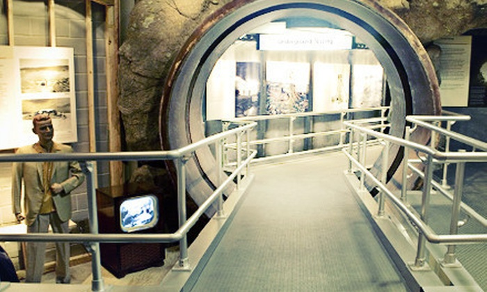 Atomic Testing Museum - Paradise: National Atomic Testing Museum Visit for Two or Four (Up to 55% Off)