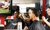 Sport Clips Chicago - Wrigley - Lakeview: $18 for Two Men's Varsity Haircuts at Sports Clips ($36 Value)