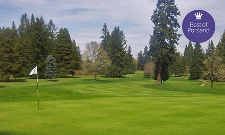 18-Hole Round of Golf for Two with Range Balls and Drinks at Forest Hills Golf Course (Up to 40% Off)