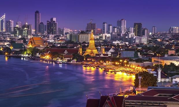 BKK: Stay + Thai Airways Flights 3