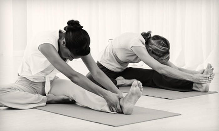 Bikram Yoga Rochester - Pittsford: 10 Classes with Optional Yoga Mat at Bikram Yoga Rochester (Up to 86% Off)