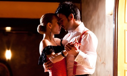 Five Latin Dance Classes at Dancing Through Life (Up to 67% Off)