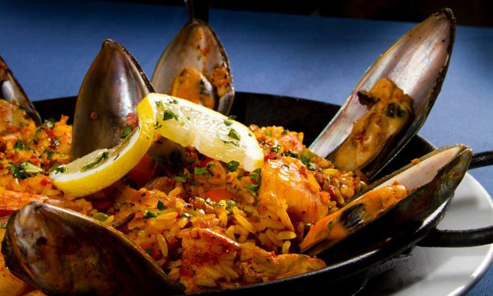 Las Brisas Restaurant & Catering - Greenwood Village: Latin Fusion Food at Las Brisas (Up to 37% Off). Two Options Available.