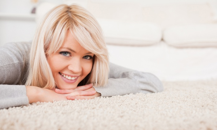 Uptown Floor Care - Roanoke: Carpet Cleaning for Three or Five Room from Uptown Floor Care (Up to 61% Off)