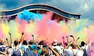 Color Dash: Color Dash 5K for One, Two, or Four on September 26, 2015 (Up to 45% Off)
