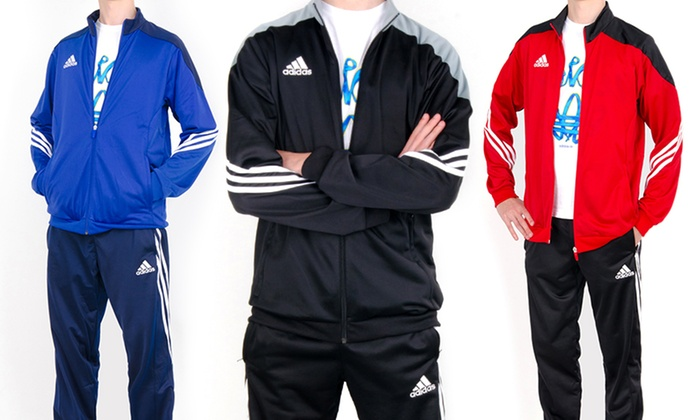 clearance prices aliexpress cheaper adidas Trainingsanzug Sereno 14 | Groupon Goods