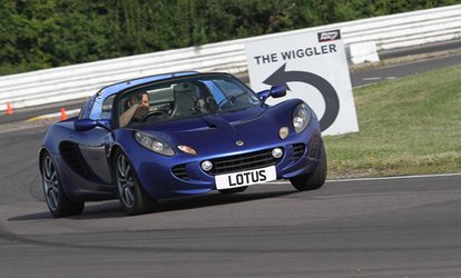 image for Lotus Elise Three- or Six-Lap Driving or Passenger Experience at Experience Limits