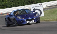 Lotus Elise Three- or Six-Lap Driving or Passenger Experience at Experience Limits