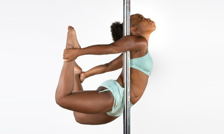 3 or 5 Pole Fitness Classes at PoleFit Carolinas (Up to 69% Off)