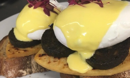 Brunch with Tea or Coffee for Up to Four at Matilda's