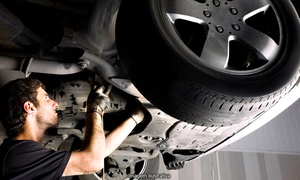Driver's Network Auto Repair & Services: $95 for Tire Maintenance Package at Driver's Network Auto Repair & Service ($187 Value)