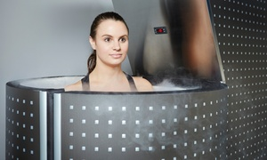 Elevate Cryotherapy: One, Three, or Five Cryosauna Sessions at Elevate Cryotherapy (Up to 68% Off)