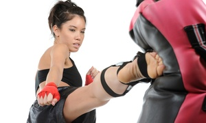 Oahu Taekwondo Center: 10 or 20 Women's Kickboxing Classes at Oahu Taekwondo Center (67% Off)