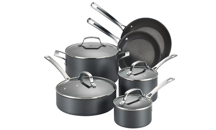 Circulon Genesis 10-Piece Nonstick Cookware Set