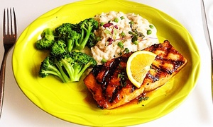 XO on Elm: Bistro Fare at XO on Elm (Up to 40% Off). Two Options Available.