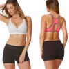 2-Pack of Marika Tek Keyhole Sports Bras