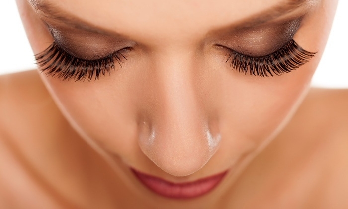 Exclusive Beauty - Atlanta: Full Set of Xtreme Mink Eyelash Extensions at Exclusive Beauty (49% Off)