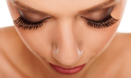 Full Set of Xtreme Mink Eyelash Extensions at Exclusive Beauty (49% Off)