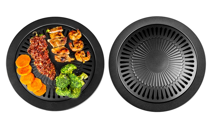 Stovetop Grill (1- or 2-Pack) | Groupon