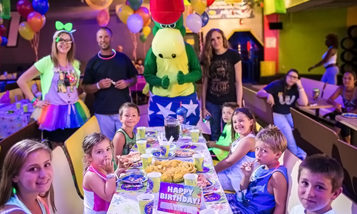 United Skates of America - Wickliffe: Classic Birthday Party Package for up to 10 at United Skates of America (Up to 42% Off)