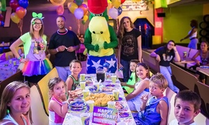 United Skates of America: Classic Birthday Party Package for up to 10 at United Skates of America (Up to 42% Off)