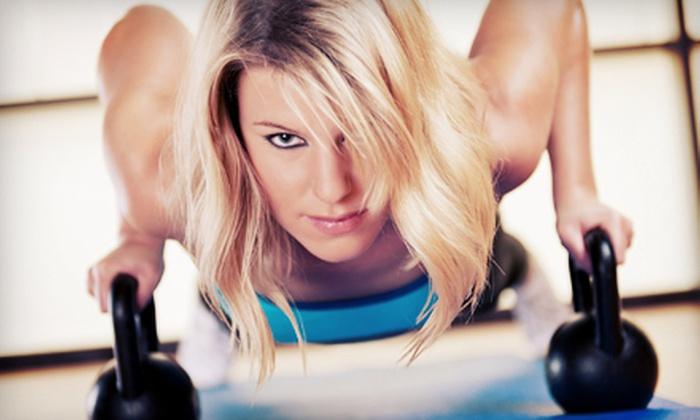 Athletik Performance Studio - Elk Grove Fit Body Boot Camp: Eight, Sixteen, or Twenty-Four Boot-Camp Classes at Athletik Performance Studio (Up to 86% Off)