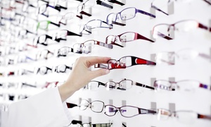 EyeCare One: $49 for a Complete Eye Exam and $150 Toward Eyeglasses at EyeCare One ($249 Value)