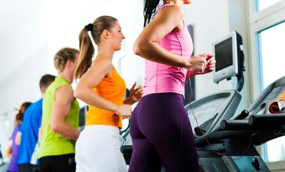 image for <strong>Gym</strong> Membership and Personal Training Sessions at Anytime Fitness (86% Off)