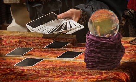 15Minute Psychic Reading at Chakra psychic Angelina  (47% Off)