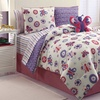 Kids' 7- or 9-Piece Comforter Set with Plush Toy