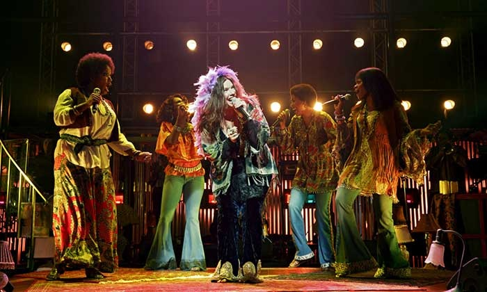 "A Night With Janis Joplin - The Santander Performing Arts Center: ""A Night with Janis Joplin"" on Tuesday, March 1 at 7:30 p.m."